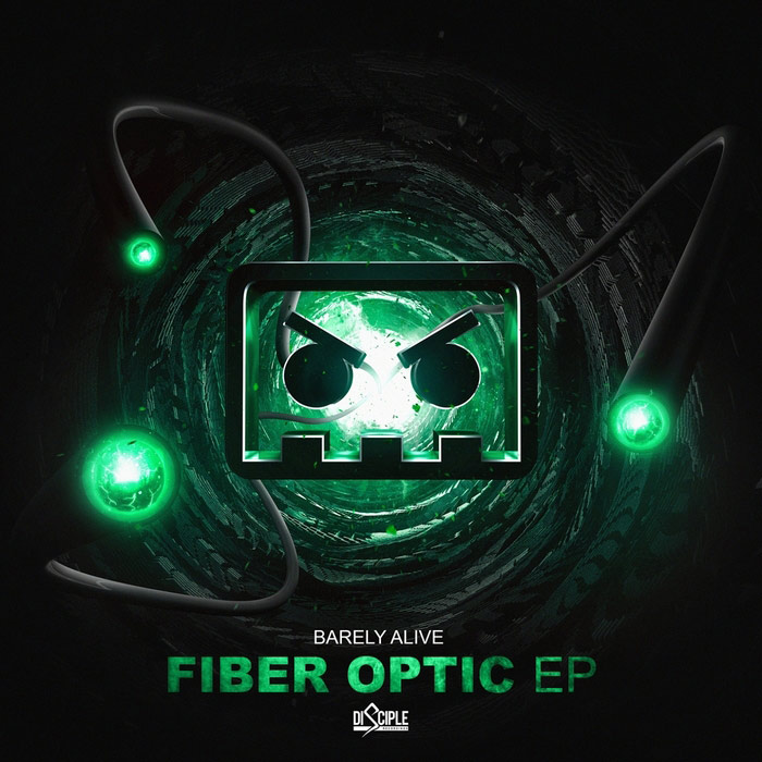 Barely Alive - Fiber Optic EP [2015]