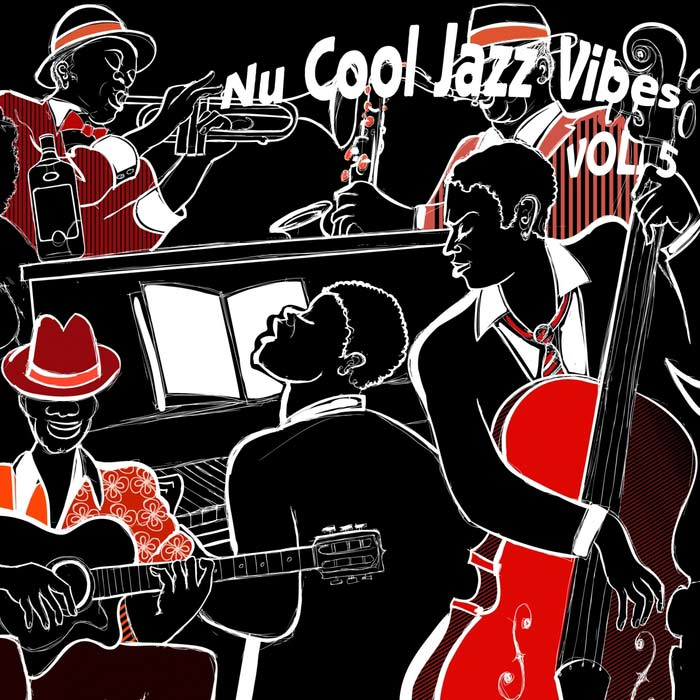 Nu Cool Jazz Vibes (Vol. 5) [2018]