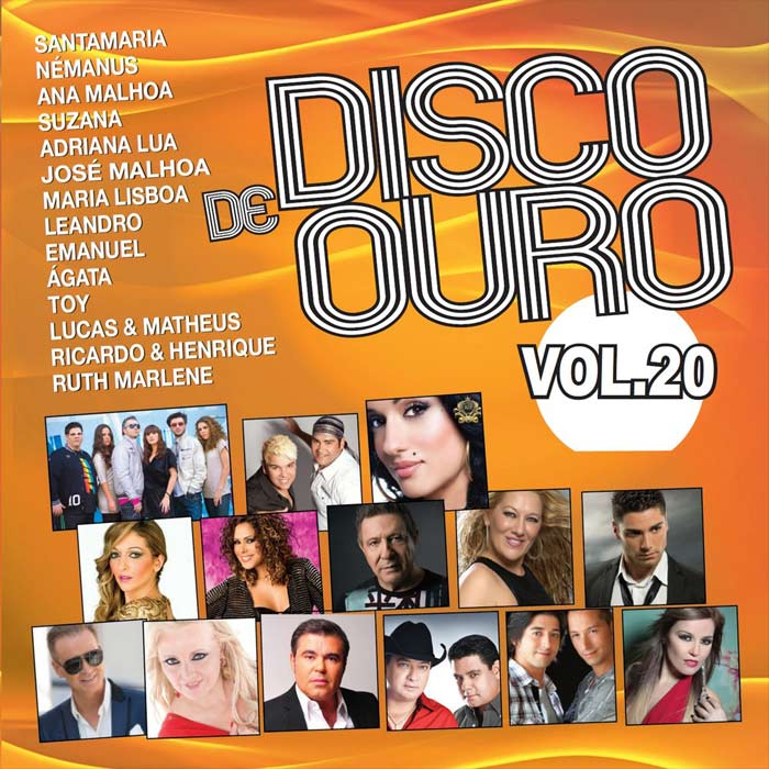 Disco De Ouro (Vol. 20) [2018]
