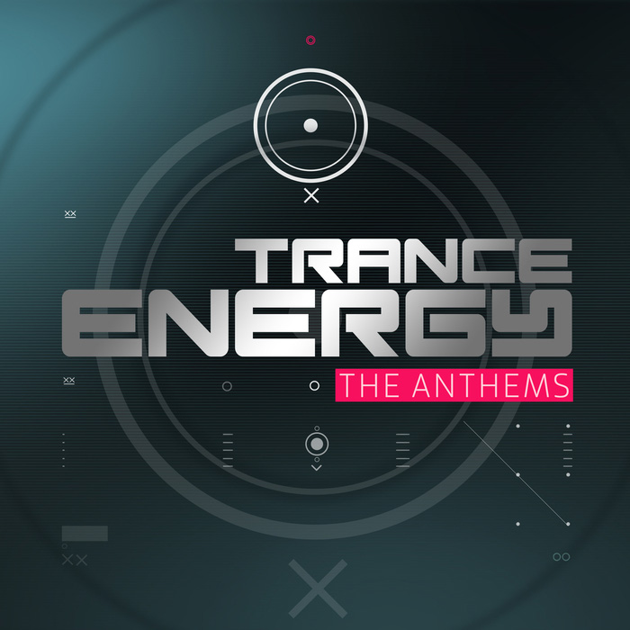 Trance Energy The Anthems [2017]