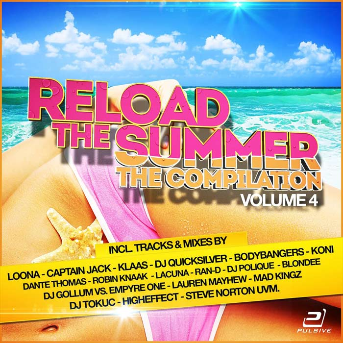 Reload The Summer Vol. 4 (The Compilation) [2017]