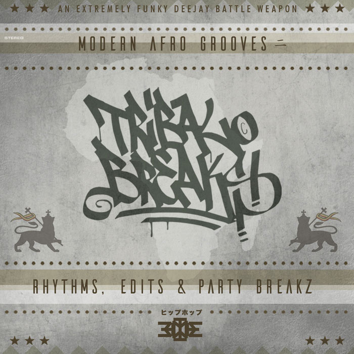 Calagad 13, Tewalpitaco, Aythor - Tribal Breakz 2
