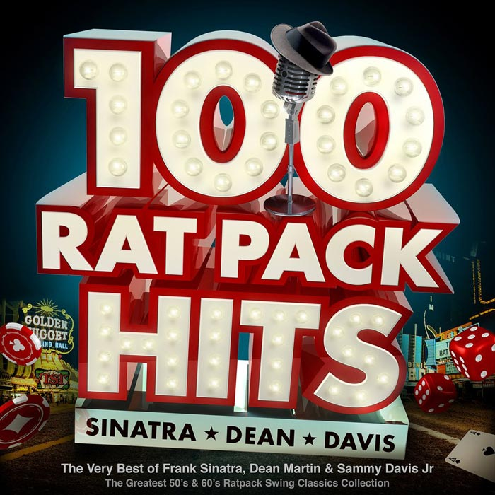 100 Rat Pack Hits [2016]
