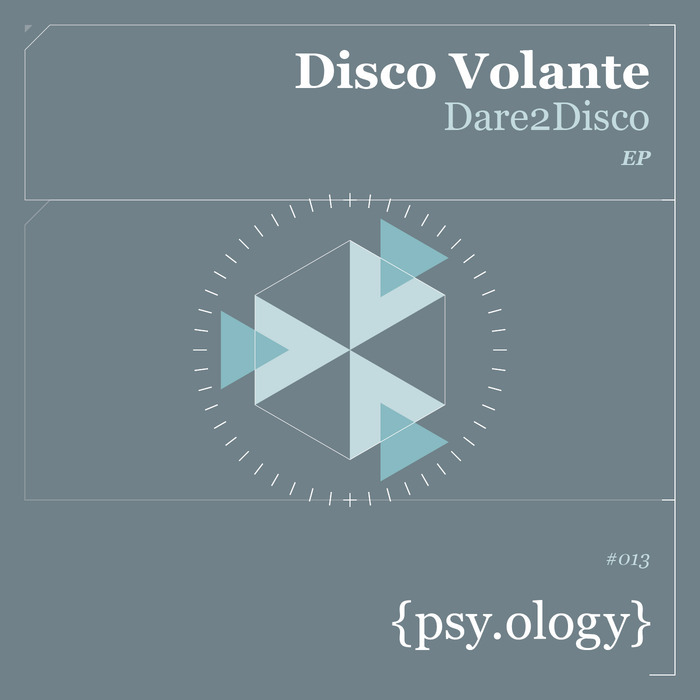 Disco Volante - Dare2Disco [2014]