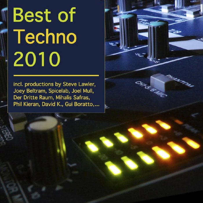 Best Of Techno 2010 [2010]