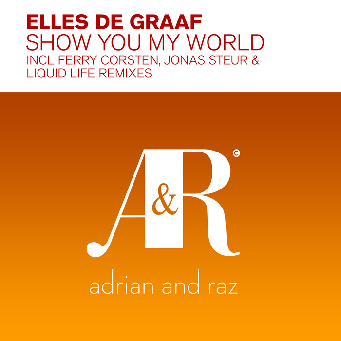 Elles De Graaf - Show You My World (Ferry Corsten remix - Remastering 2014)