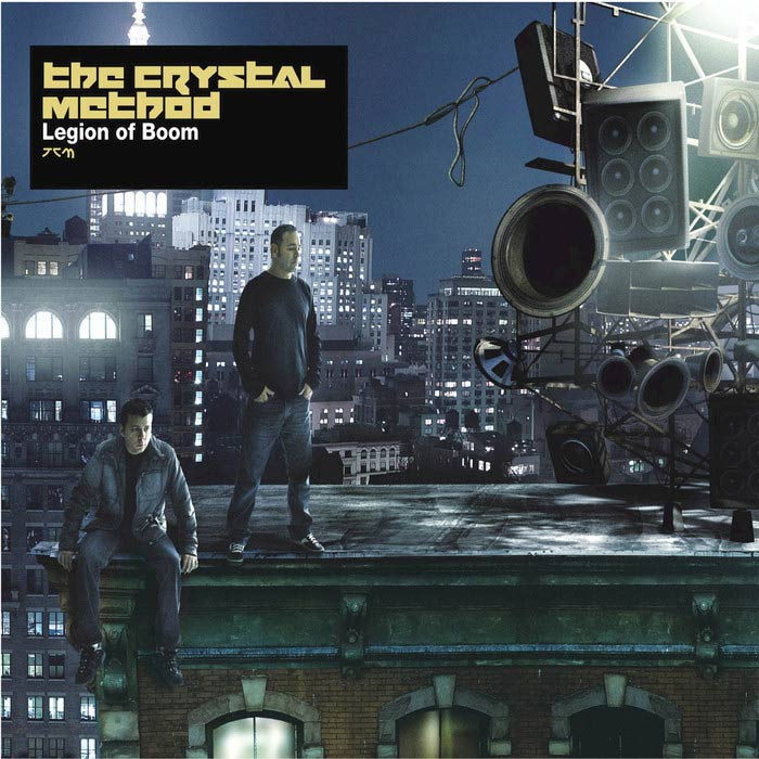The Crystal Method - I Know It's You (feat. Vocals By Milla Jovovich)