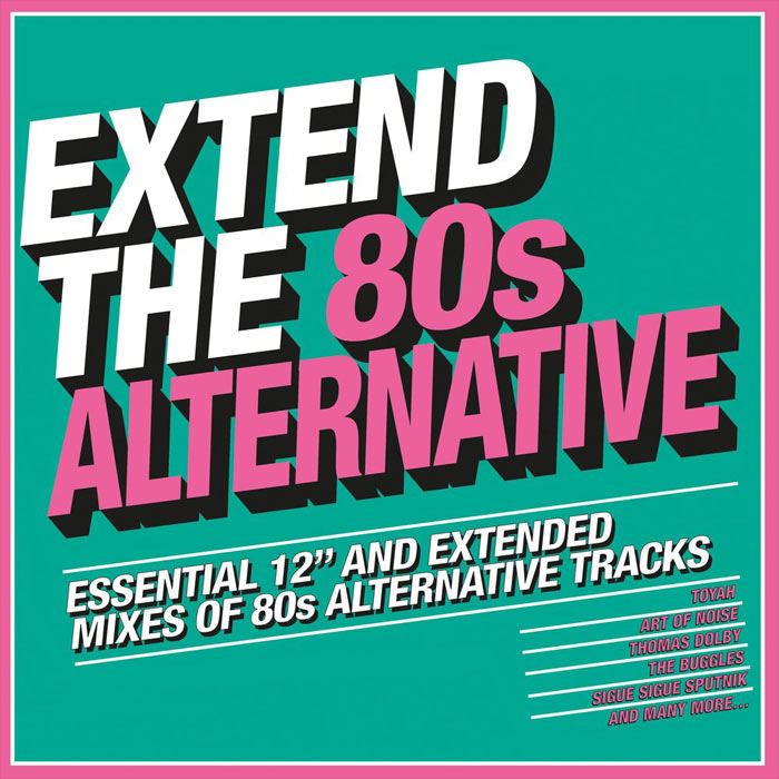 Extend The 80s Alternative