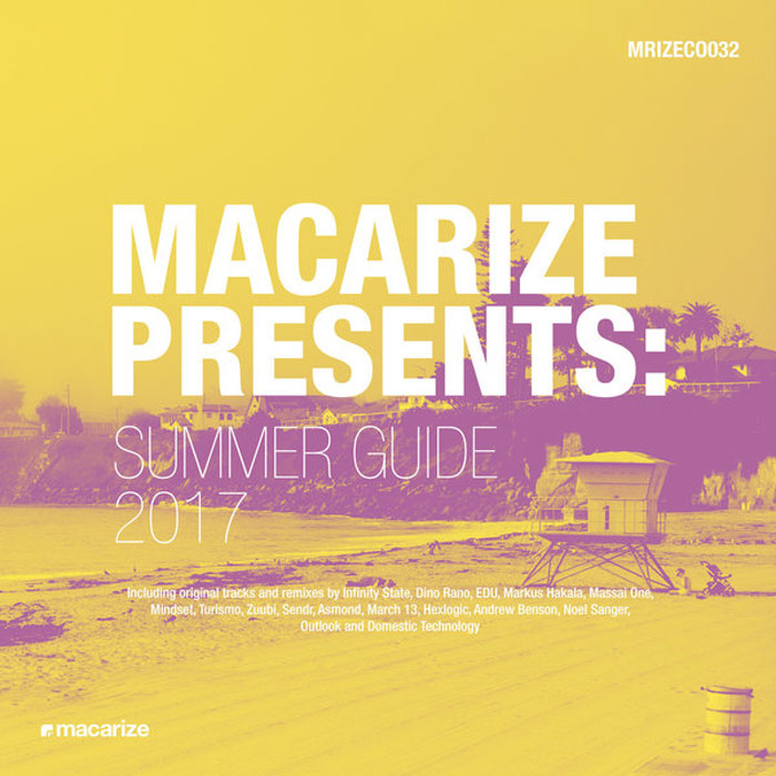 Macarize Summer Guide 2017 [2017]