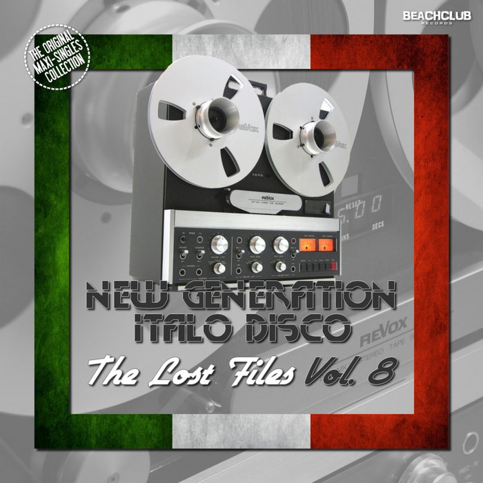 New Generation Italo Disco (The Lost Files Vol. 8) [2018]