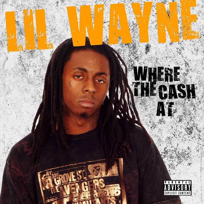 Lil Wayne - Where The Cash At [2018]
