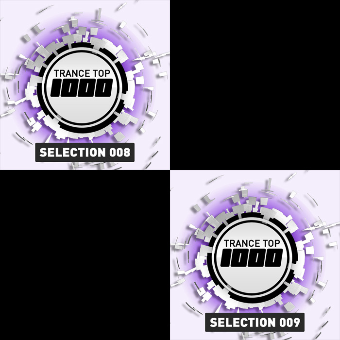 Trance Top 1000 Selection (Vol. 8-9) [2015]