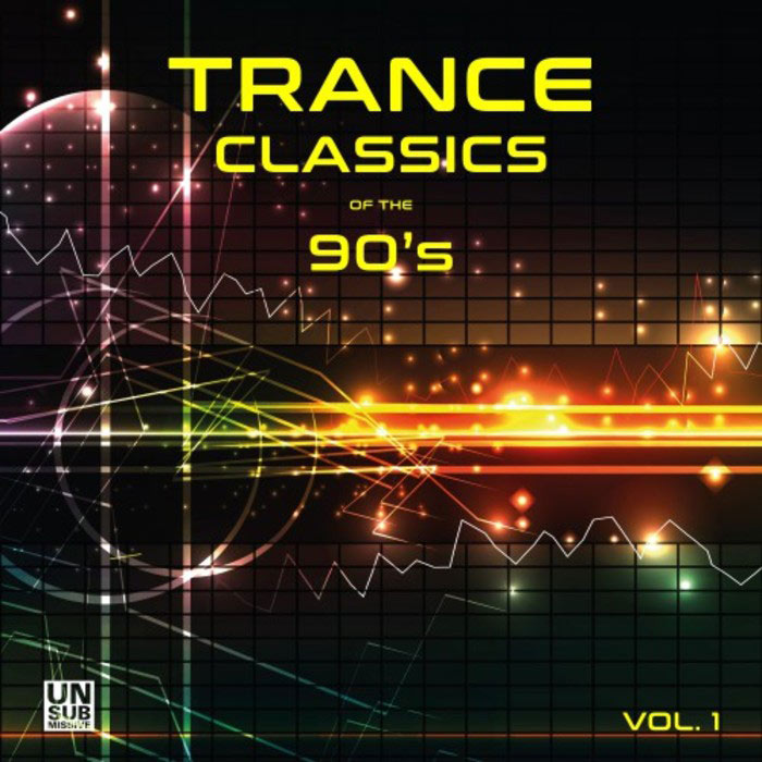 Trance-Classics Of The 90's [2017]