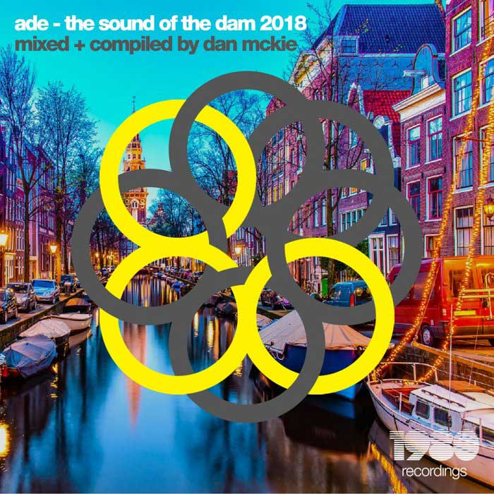 ADE - The Sound of the Dam 2018 (mixed + compiled by Dan McKie) [2018]