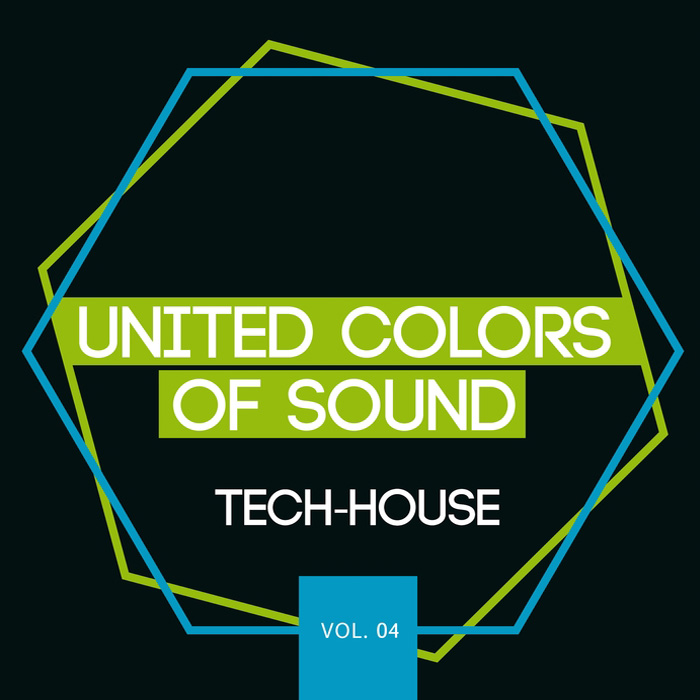 United Colors Of Sound: Tech-House (Vol. 4) [2015]