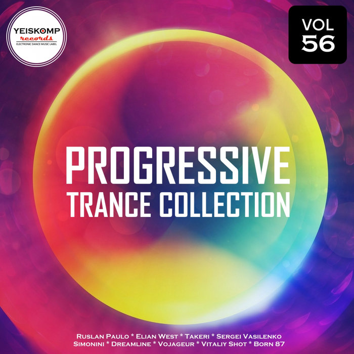 Progressive Trance Collection By Yeiskomp Records (Vol. 56)
