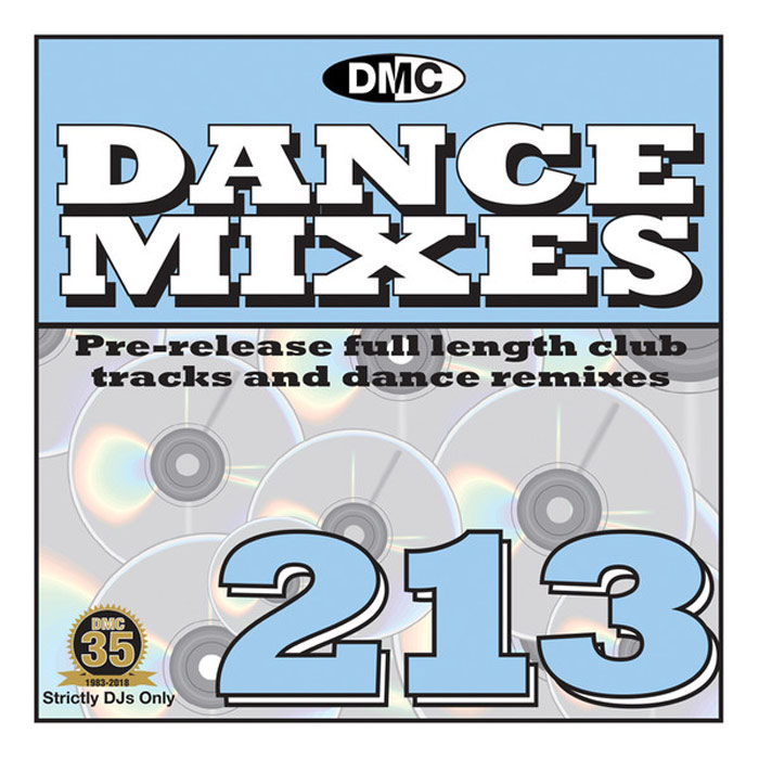 DMC Dance Mixes 213 (Strictly DJ Only) [2018]