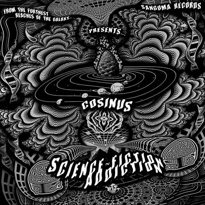 Cosinus - Science Fiction Addiction [2018]