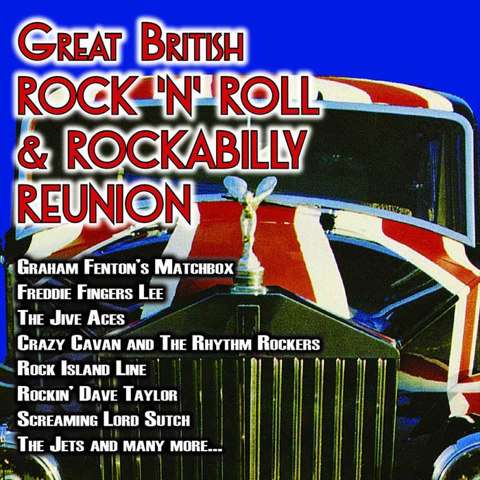 The Great British Rock 'n' Roll and Rockabilly Reunion [2018]