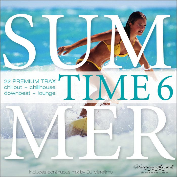 Summer Time Vol. 6 (22 Premium Trax: Chillout, Chillhouse, Downbeat, Lounge) [2018]