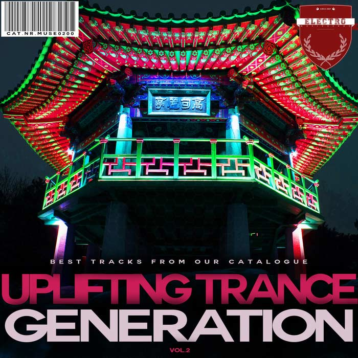 Uplifting Trance Generation (Vol. 2) [2017]