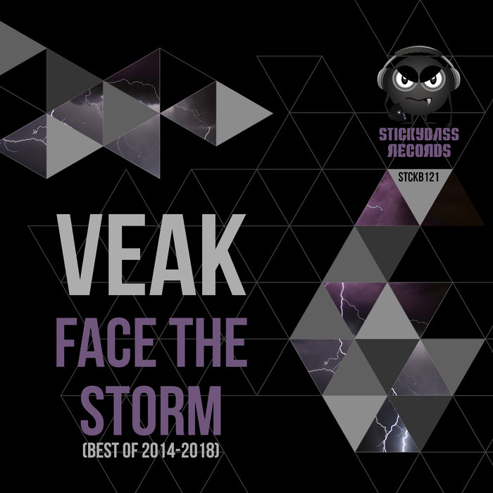 Veak - Face the Storm (Best of 2014-2018) [2018]