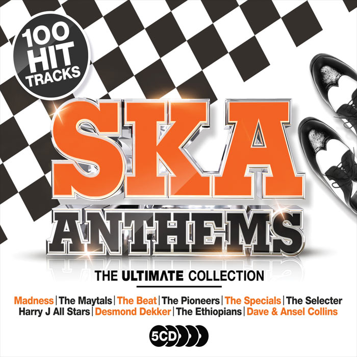 Ska Anthems: The Ultimate Collection [2018]