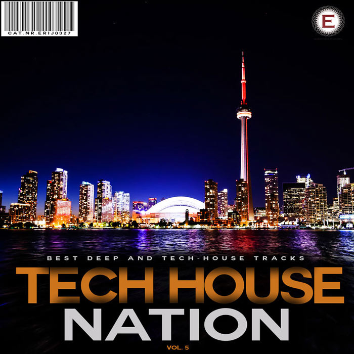 Tech House Nation (Vol. 5) [2017]
