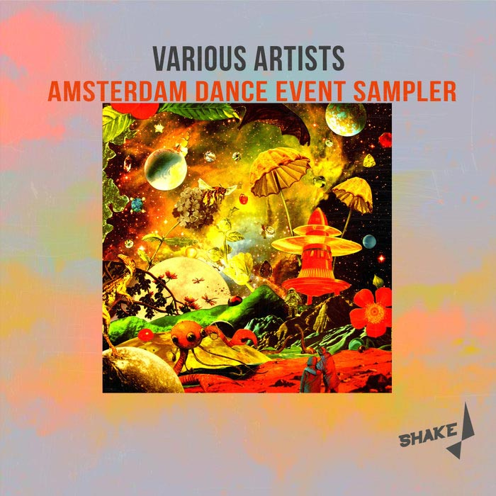Amsterdam Dance Event Sampler [2018]