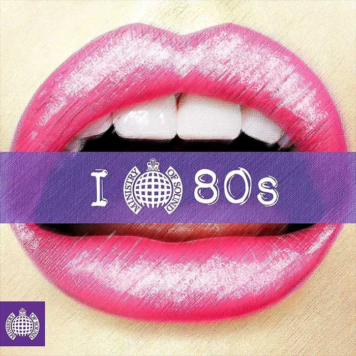 I Love 80s (Ministry Of Sound) [2018]