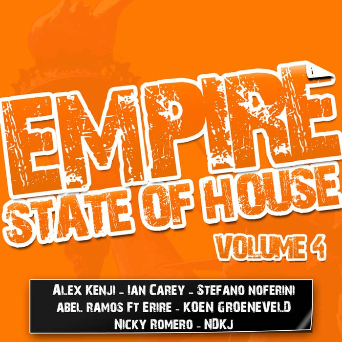 Empire State Of House (Vol. 4) [2010]