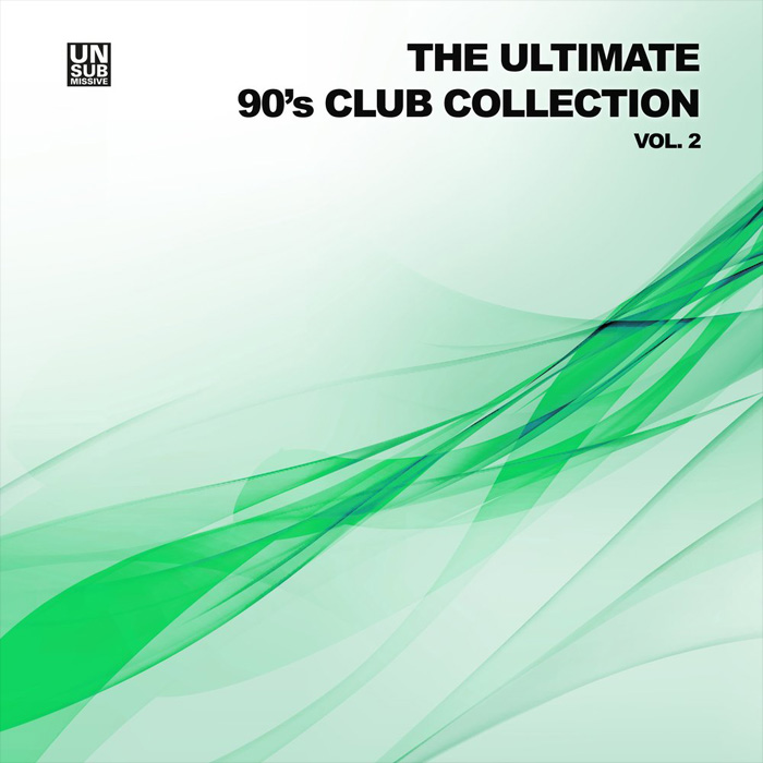 The Ultimate 90's Club Collection (Vol. 2) [2018]
