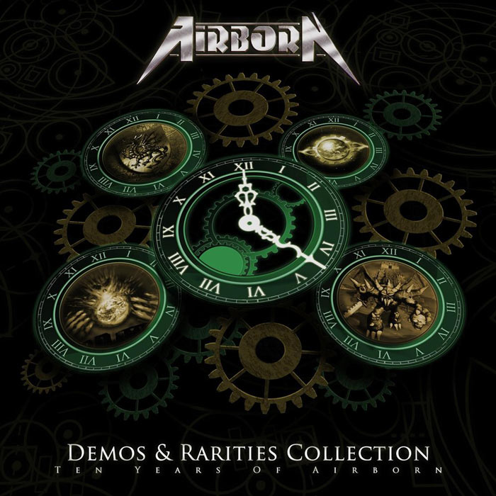 Airborn - Demos & Rarities Collection [2012]