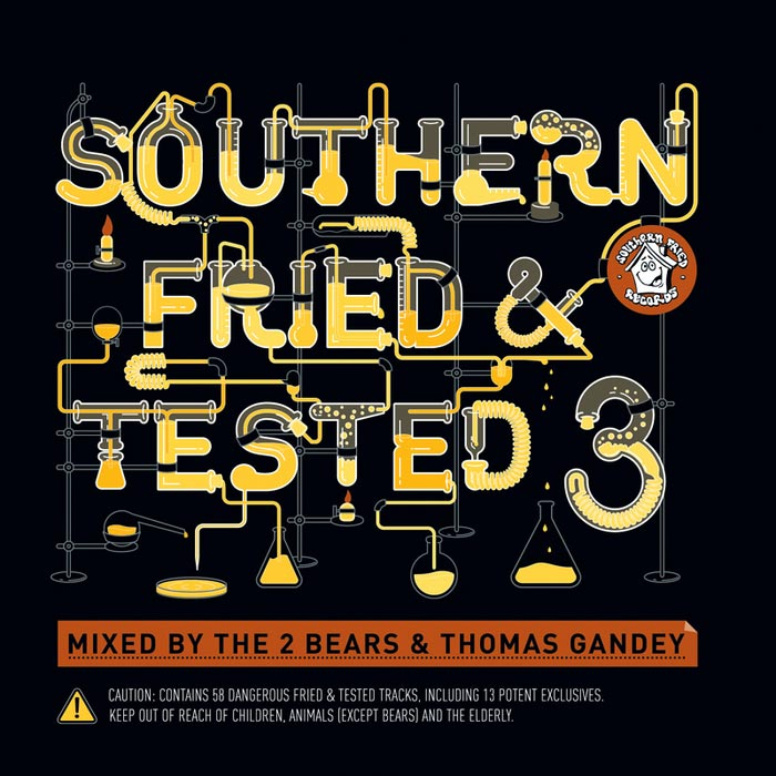 Southern Fried & Tested 3 (unmixed version) [2011]