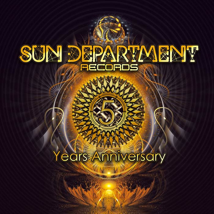 Sun Department Records: 5 Years Anniversary [2018]