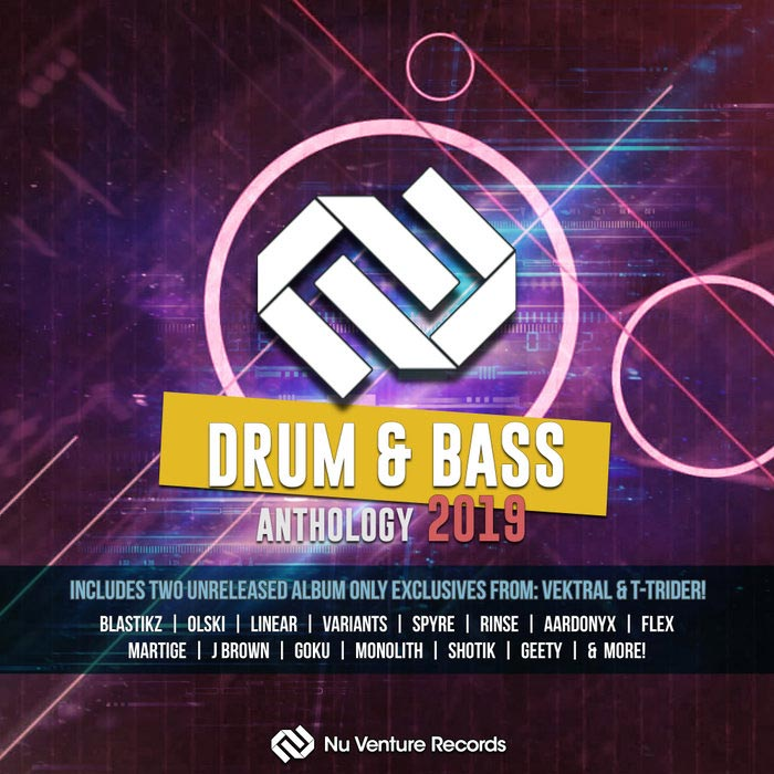 Drum & Bass Anthology 2019 [2018]