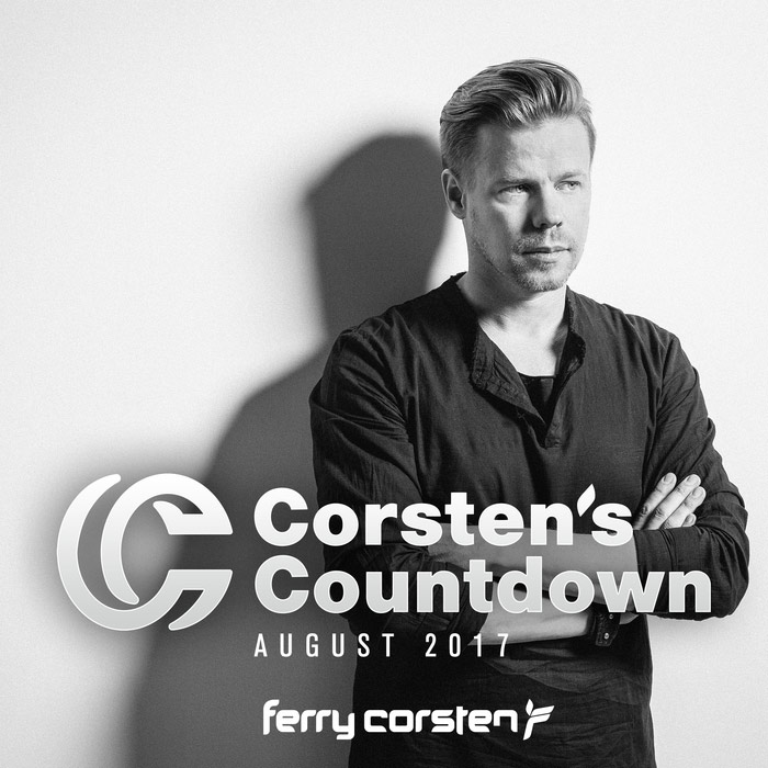 Ferry Corsten Presents Corsten's Countdown (August 2017) [2017]