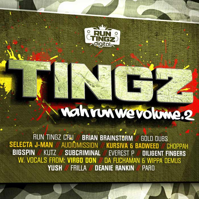Tingz Nah Run We (Vol. 2) [2018]