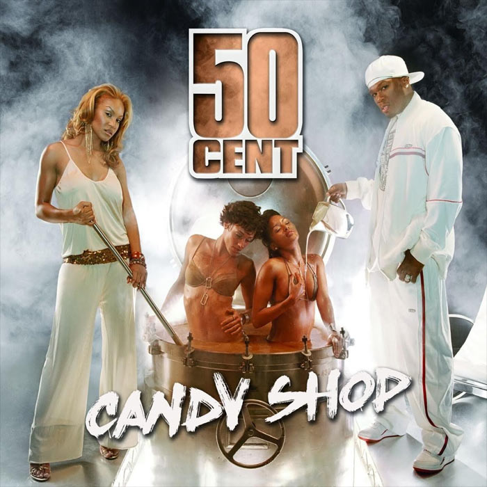 50 Cent - Candy Shop (feat. Olivia)