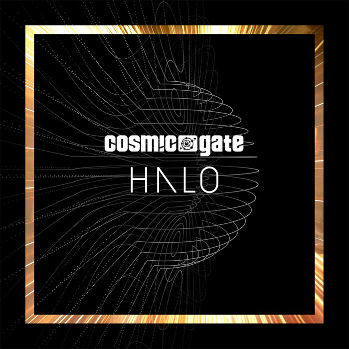 Cosmic Gate - Halo (extended mix)