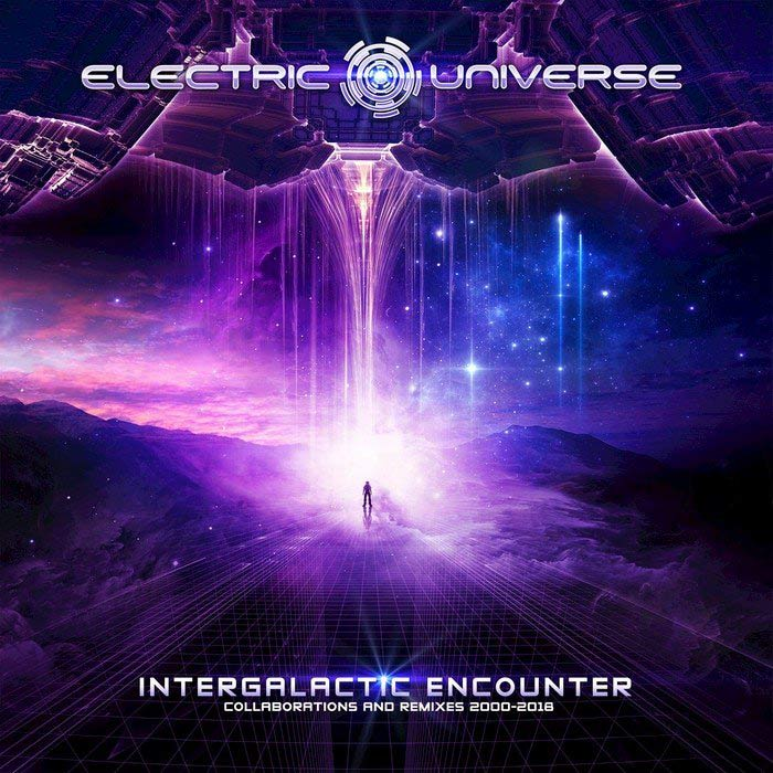 Electric Universe - Intergalactic Encounter [2018]