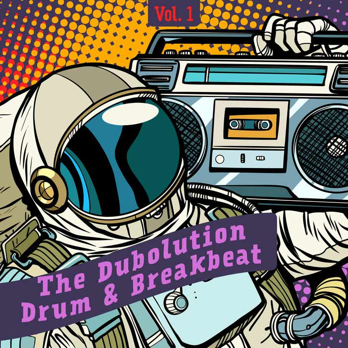 The Dubolution, Drum & Breakbeat (Vol. 1) [2018]