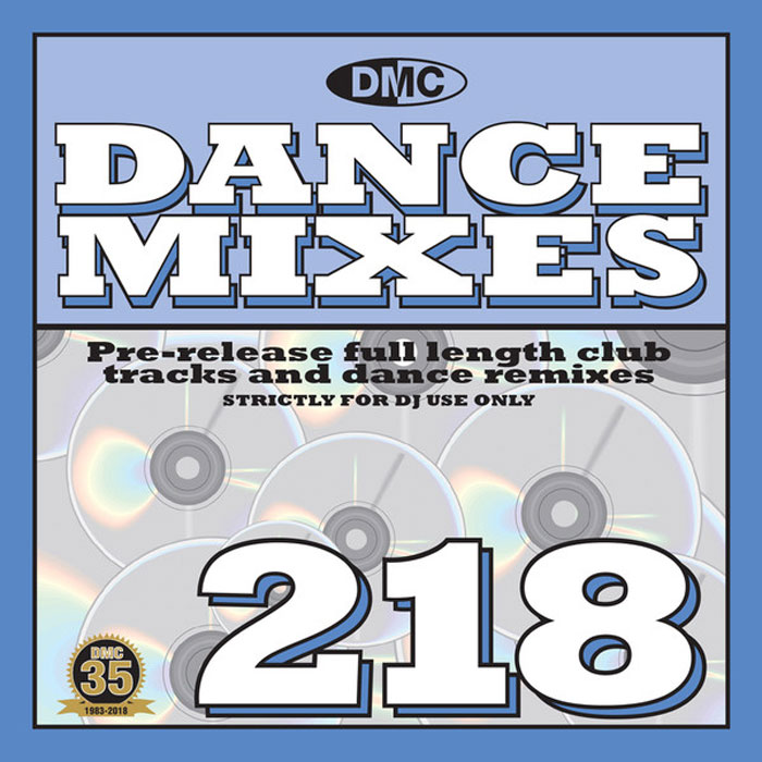 DMC Dance Mixes 218 (Strictly DJ Only) [2018]