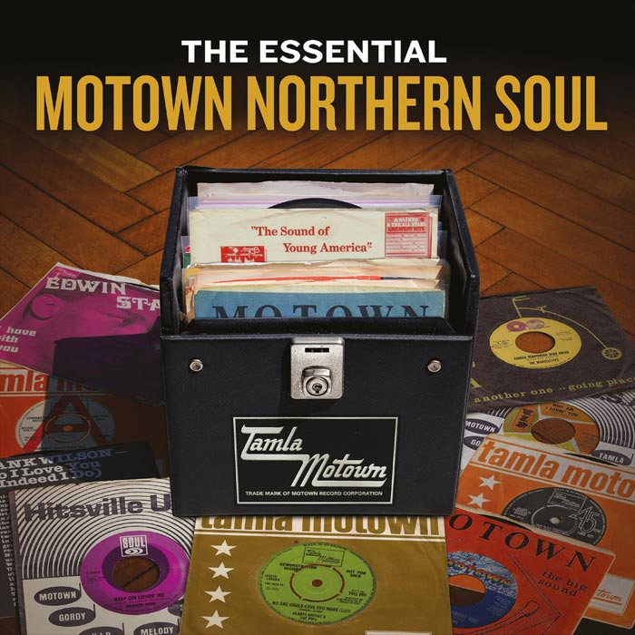 The Essential Motown Northern Soul [2018]