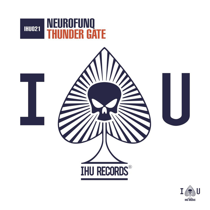 Neurofunq - Thunder Gate (original mix)