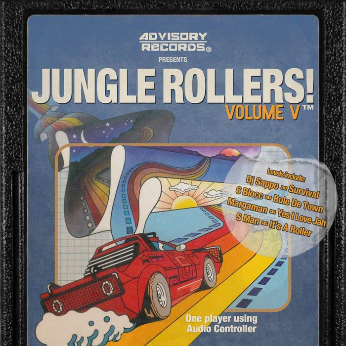 Jungle Rollers (Vol. 5)