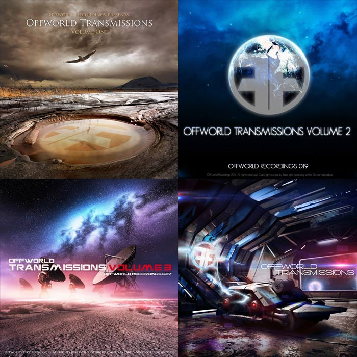 Offworld Transmissions (Vol. 1-4) [2010-2014]