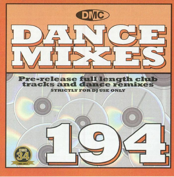DMC Dance Mixes 194 (Strictly DJ Only) [2017]