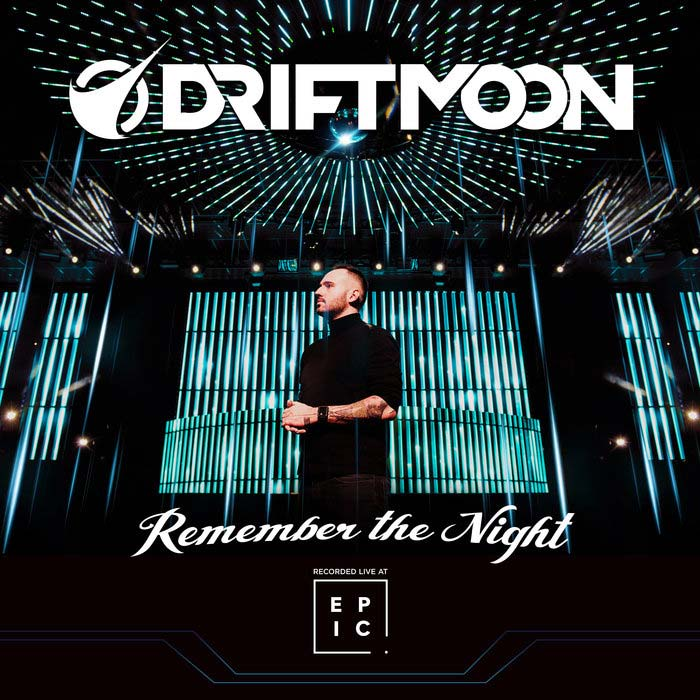 Driftmoon - Remember the Night (Live at EPIC Prague, 2018 December) [2019]