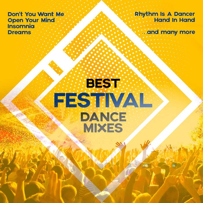 Best Festival Dance Mixes [2019]